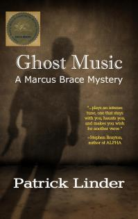 Patrick Linder's Ghost Music cover
